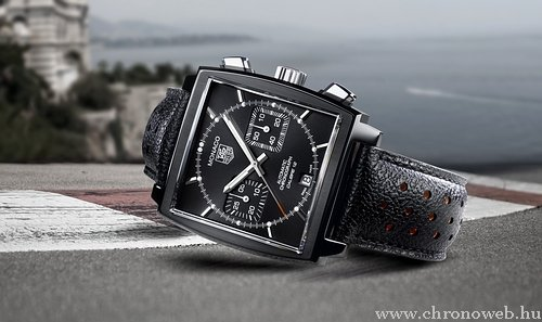 TAG Heuer Monaco Calibre 12 ACM 39mm karóra