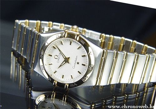 Omega Constellation női karóra