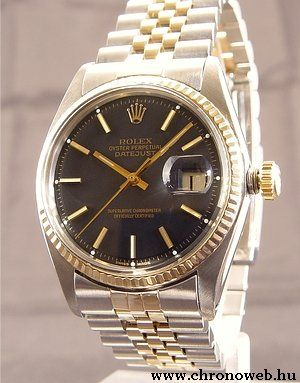 Rolex Oyster Perpetual Datejust karóra 0cef9abab3